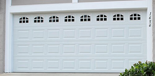 Residential Raised Panel Steel Garage Doors