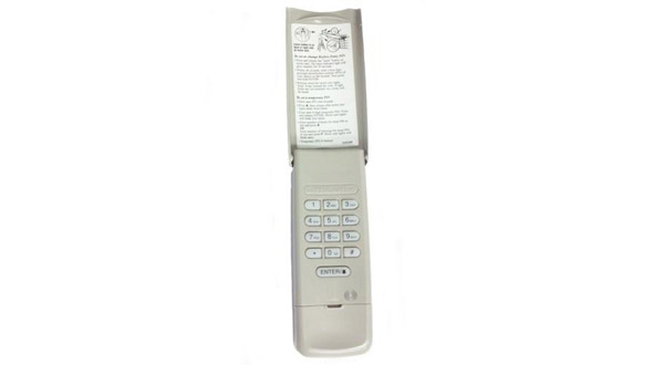 877max Wireless Keyless Entry By, Temporary Garage Door Code